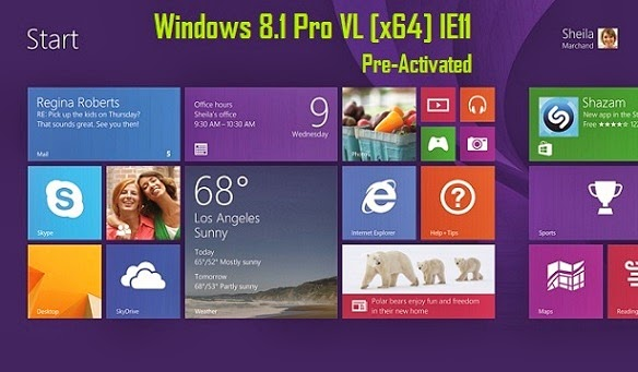 Windows 8 1 Pro X64 Full Download Free Pc Softwer And Games